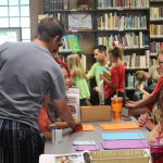 Opening Day of Summer Reading Program 2014