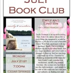 July 2014 Book Club