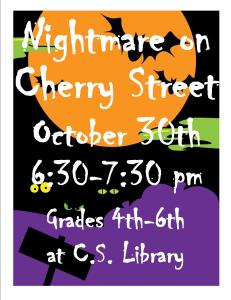 Nightmare on Cherry Street