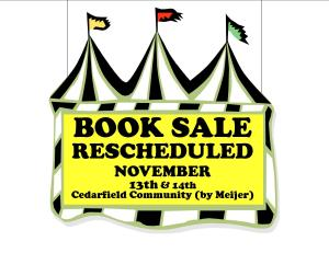 BooK Sale @ Cedarfield Community Building | Cedar Springs | Michigan | United States