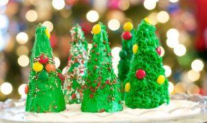 Decorating Edible Christmas Trees @ Cedar springs Public library | Cedar Springs | Michigan | United States