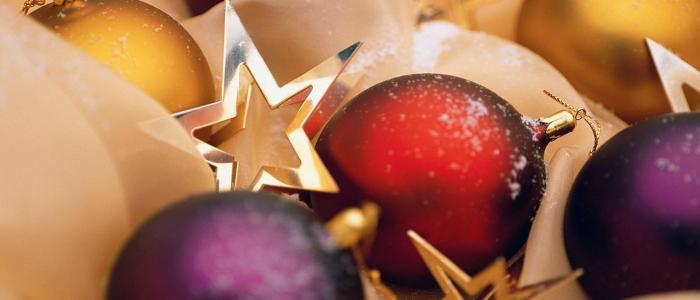 Make & Take Ornaments  December 6th @ 10am-1 pm