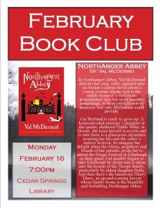 February 2015 Book Club