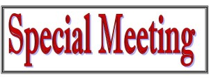 special  mtg sign