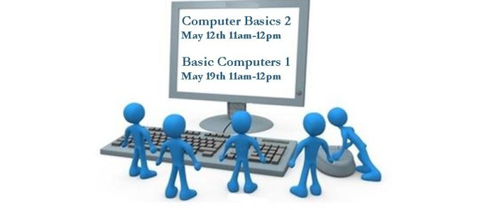 May Computer Classes