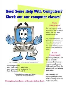 Computer Class Info
