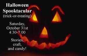 Halloween Spooktacular @ businesses of Cedar Springs
