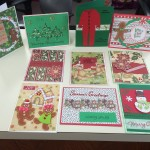 Free Christmas Card Making Class