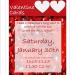 Valentine Cards Poster