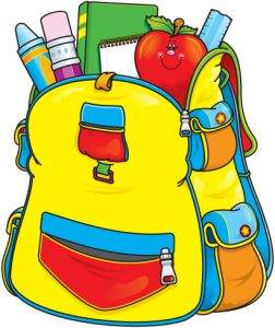 August Back-to-School Back Pack Reading @ Cedar Springs Public Library | Cedar Springs | Michigan | United States
