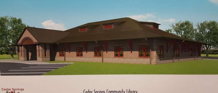 New Cedar Springs Community Library