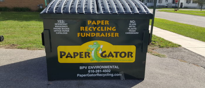 We now have a PaperGator!