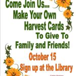 Create Your Own Harvest Cards