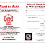 Read To Ride Program