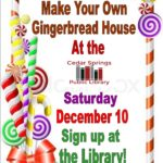 Gingerbread Houses are Back!!