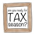 Tax Season 2016