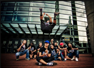 61 SYX Break Dance Crew-Family @ Cedar Springs Middle School | Cedar Springs | Michigan | United States