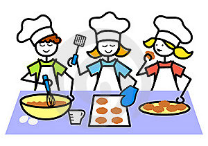 Kids Can Cook- Ages 6-9 @ Cedar Springs Library | Cedar Springs | Michigan | United States