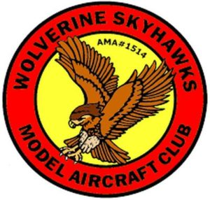 Wolverine Sky Hawks Model Airplane Airshow-Family