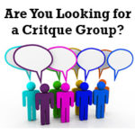 Looking to Improve Your Writing? Come Join Our New Critique Group!