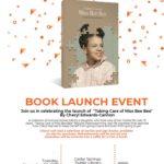 Book Launch Event – Nov 28th @6:30
