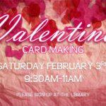 Valentine Card Making