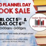 Red Flannel Book Sale