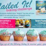 Nailed It! Baking Challenge
