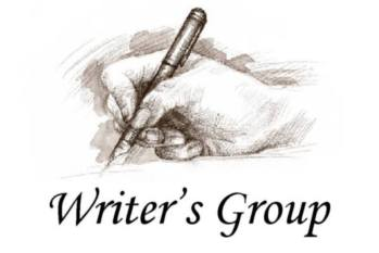 Writer's Group Meeting in March