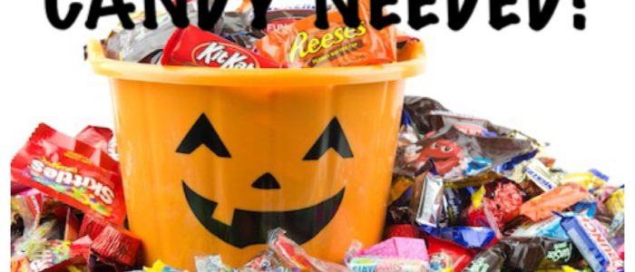 Halloween Candy Needed