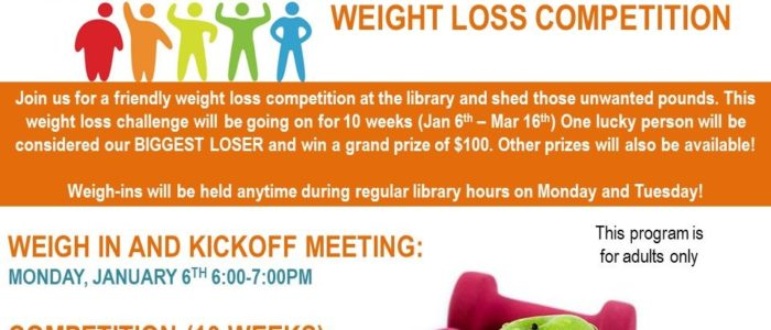 Biggest Loser Weight Loss Competition