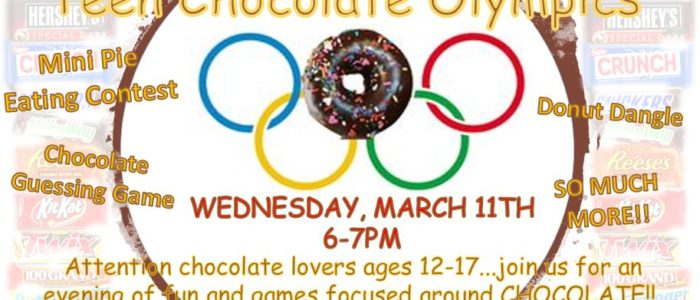 Teen Chocolate Olympics