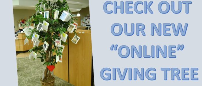 Online Giving Tree