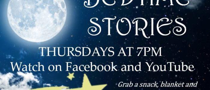 Virtual Bedtime Storytime