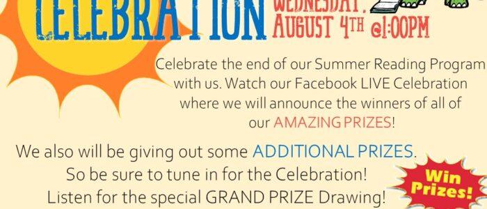 Summer Reading Program – SIGN UP NOW!!!